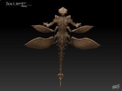 Flying Skitter Final concept