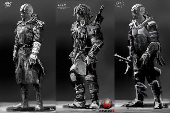 Shaq Costume Designs
