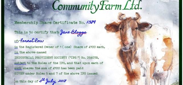 Land Access Strategy: Tablehurst and Plaw Hatch Community Farm, UK