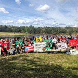 Globalize the Struggle! Globalize Hope!