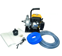Flood Kit Emergency Water Pump