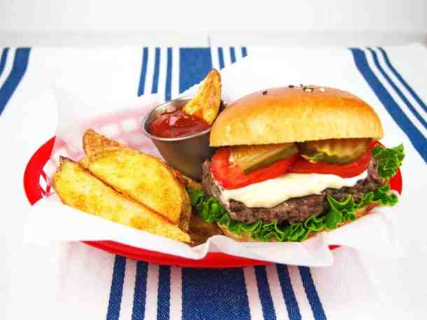 Umami Bomb Burger