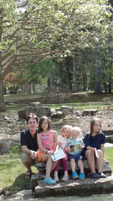 family (minus me) pic