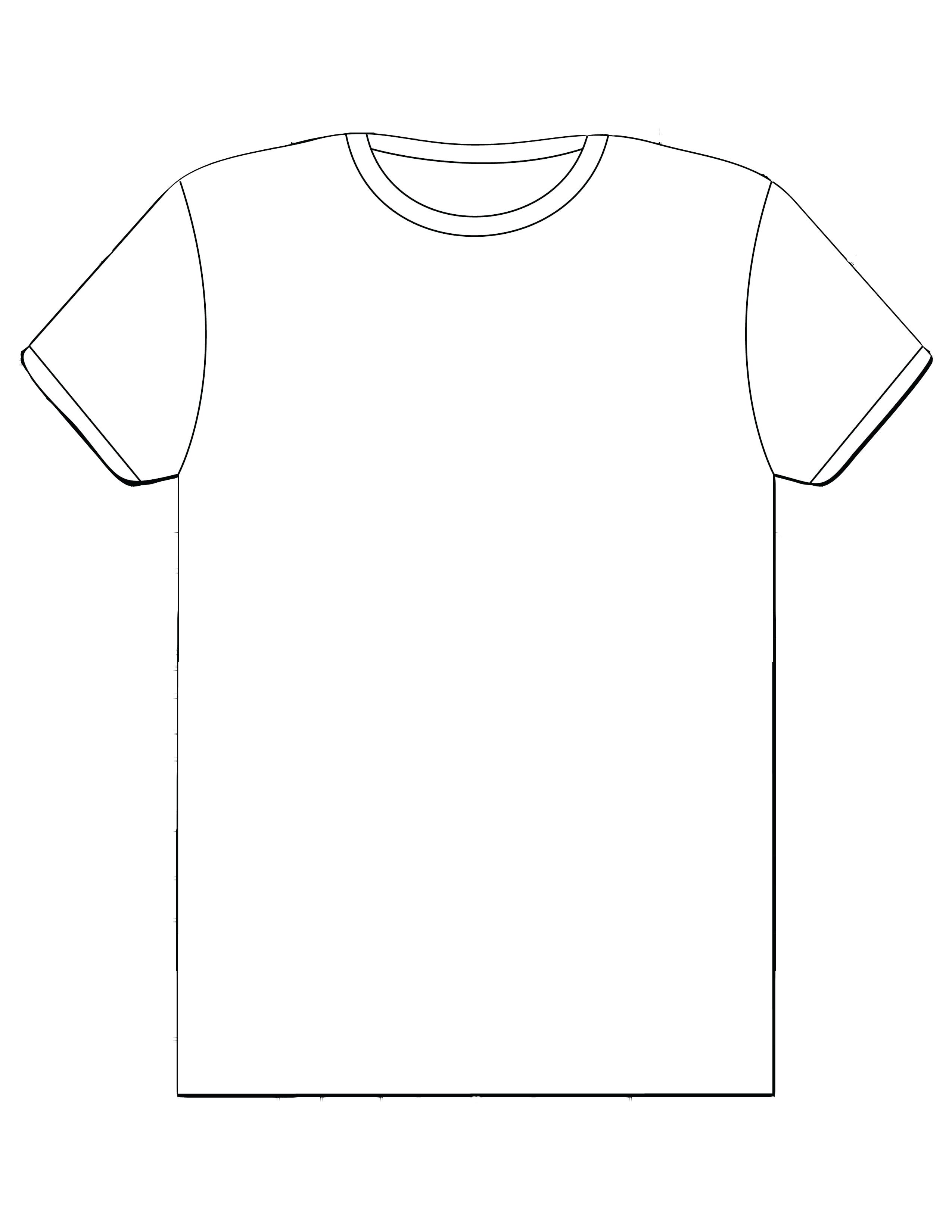T Shirt Blank