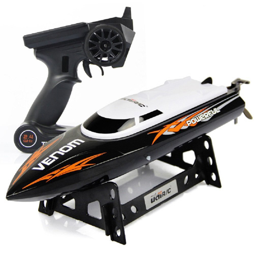 #3. Babrit Tempo 1 2.4GHz High Speed Remote Radio Control Electric Boat RC Boat