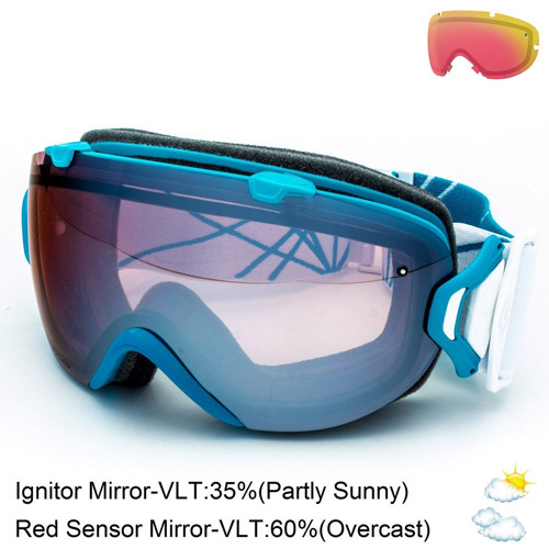 #5. Smith Optics I/OS Goggle