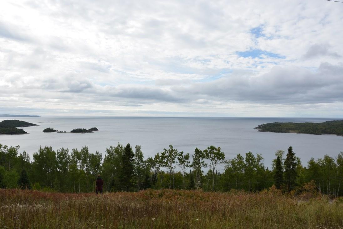 Outside Terrace Bay