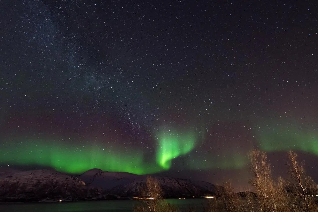 Best Place See Northern Lights Tromso