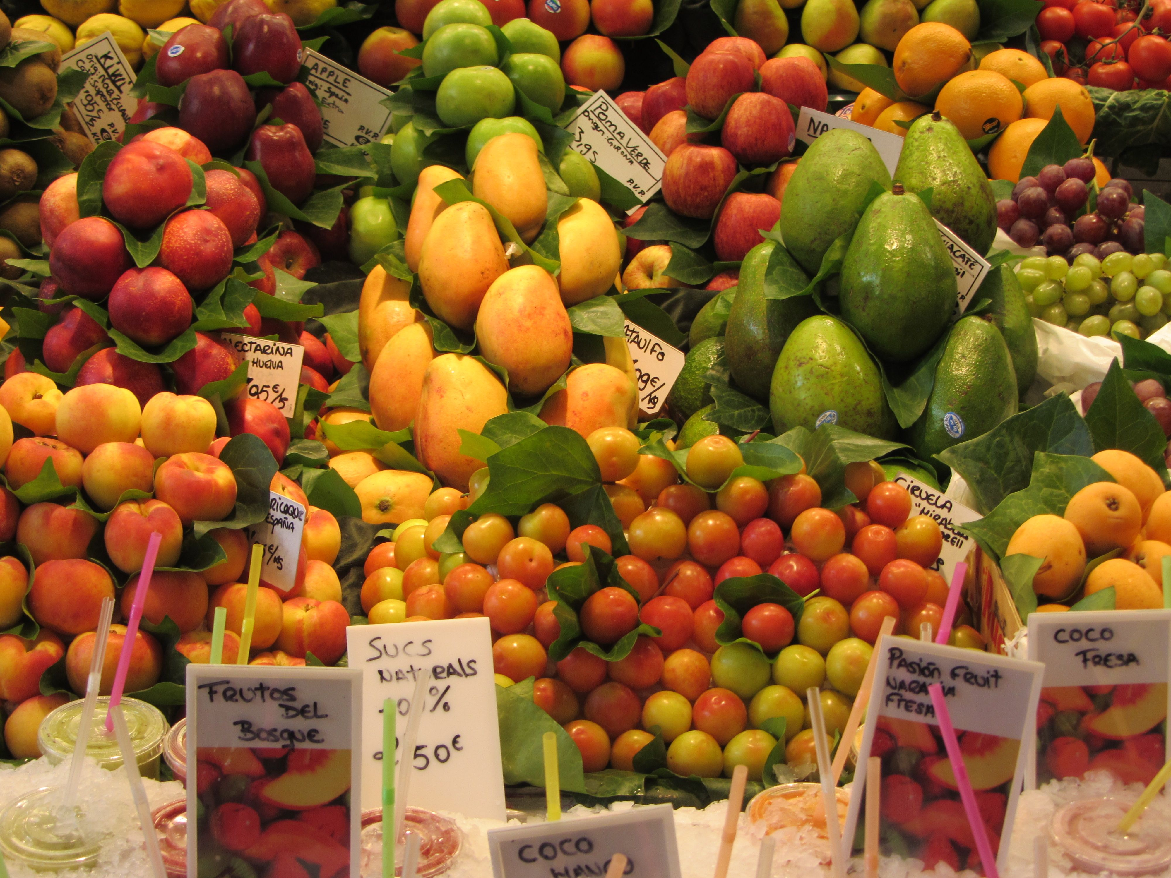 Learn Names Of Fruit In Spanish