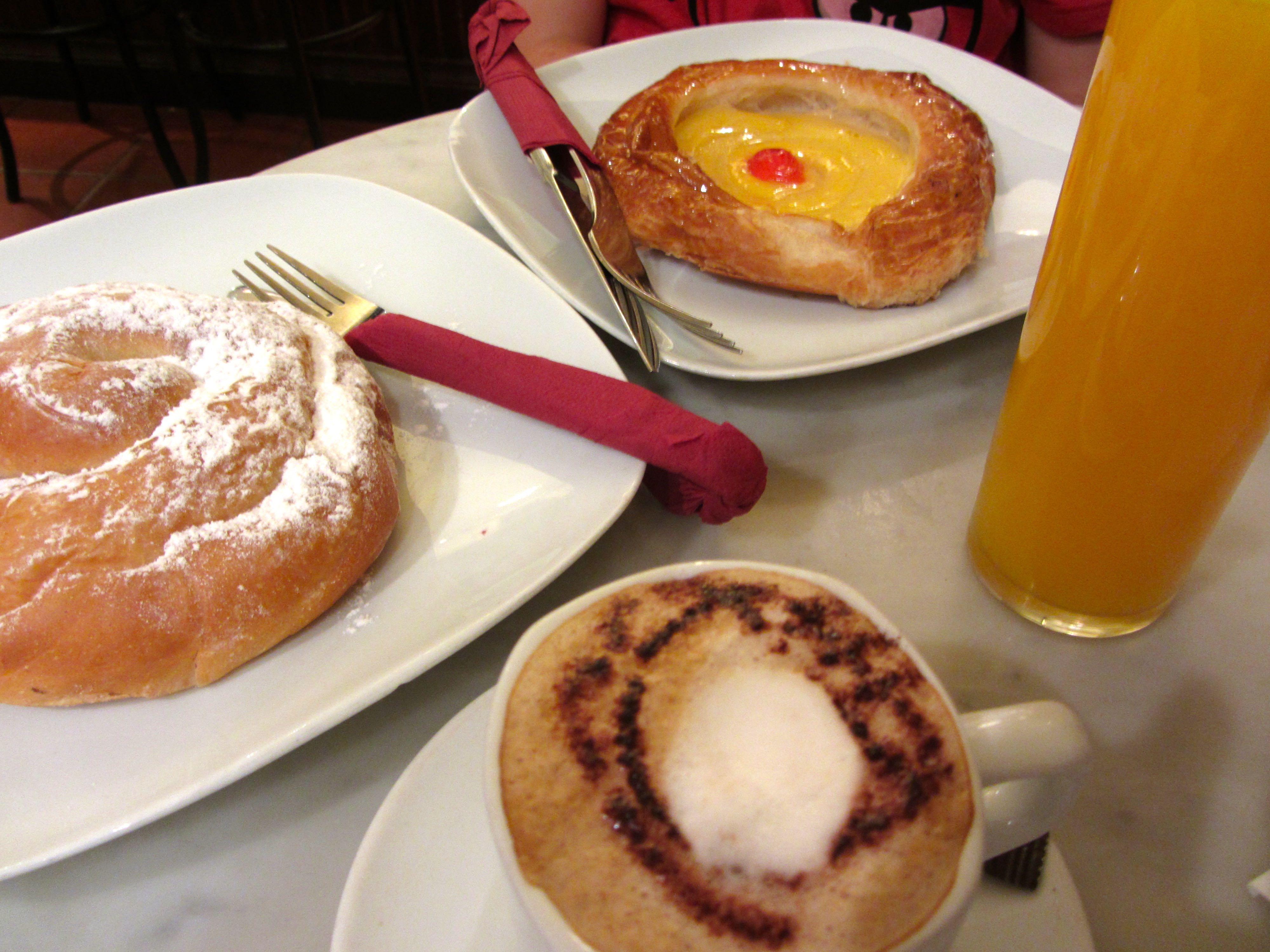 Image For Breakfast In Spanish