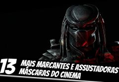 As 13 mais marcantes máscaras do cinema de terror e ficção