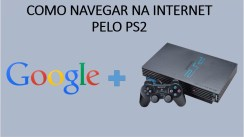 Como navegar na internet pelo play station 2