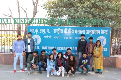 Educational Visit to NRCSS-1