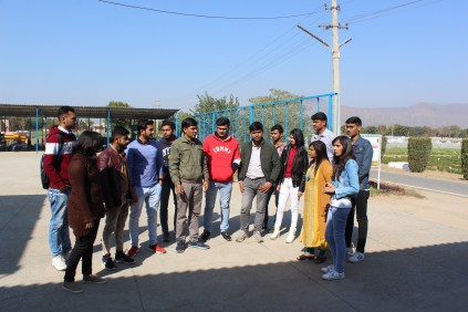 Educational Visit to NRCSS-6