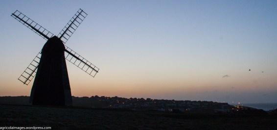 Rottingdean Windmill Dawn