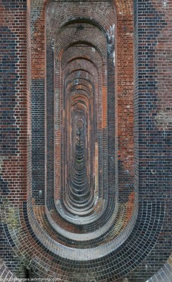 Inside the Ouse Valley Viaduct 1