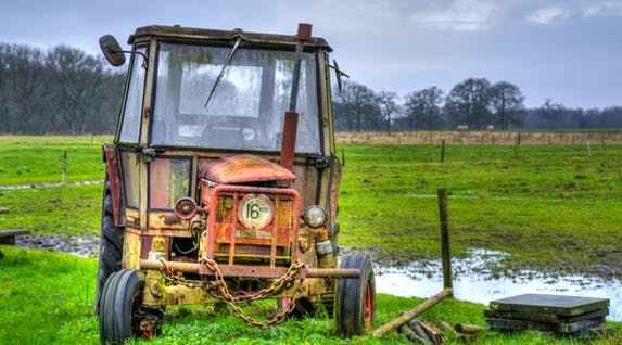 Comment entretenir son tracteur agricole?