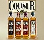 cuatro botellas de aceite