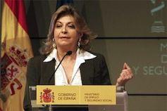 Engracia Hidalgo delegada de empleo