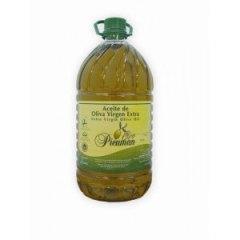 aceite de oliva en botella de pet 5 litros