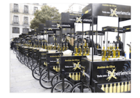 carritos de aceite de oliva
