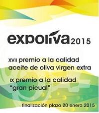 Premios expoliva 2015