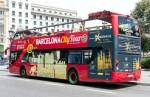 El Aceite de Oliva en los autobuses de Madrid y Barcelona.