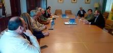 Reunión Jaén sobre ayudas de la Pac