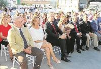 Acto conmemorativo de la cooperativa de aceite  de oliva de San Isidro