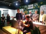 Fiesta del olivar, D.O. Sierra Mágina obtiene el 5% de aceite virgen extra.