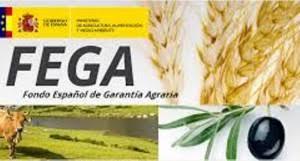 Logo del Fondo Español de Garantia Agraria