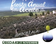 Quinta fiesta del primer aceite de Jaén