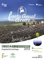 V Fiesta del aceite de oliva de Jaén