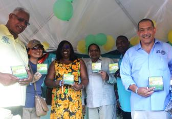 from-left-to-right-agri-minister-noel-holder-ms-mikiko-tanaka-minister-with-the-ministry-of-public-health-dr-karen-cummings-prime-minister-moses-nagamootoo-mr-reuben-robertson-mr-wilmot-gar