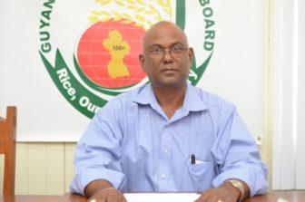 Kuldip Ragnauth – Extension Manager, Guyana Rice Development Board (GRDB)
