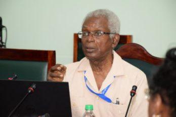 Professor Clive Thomas, Chairman, Guyana Sugar Corporation (GuySuCo) Board of Directors