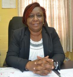 GRDB Deputy General Manager, Allison Peters