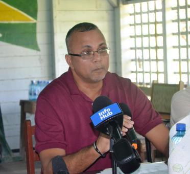 GRDB General Manager, Nizam Hassan