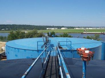 livestock feed liquid tank mixing