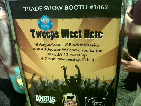 Tweeps Meet Here!