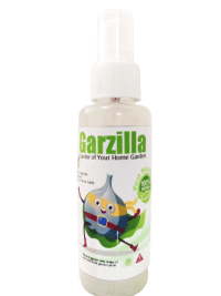 garlic based pest repellent
