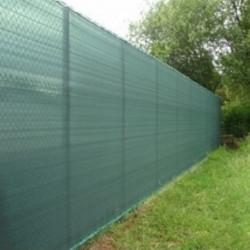 brise vue vert 180 gr m lonodis v2 anti uv 25 m