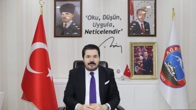 Başkan Sayan açıkladı, Ağrı'ya Adli Tıp Müdürlüğü kurulacak
