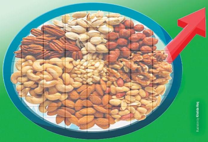 Improving dry fruit exports
