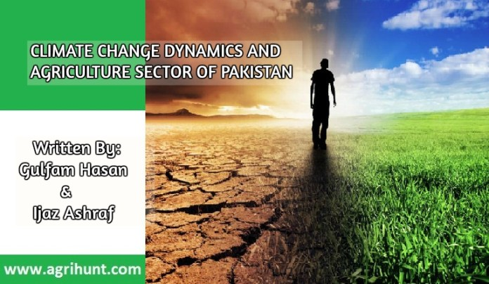 CLIMATE CHANGE DYNAMICS AND AGRICULTURE SECTOR OF PAKISTAN