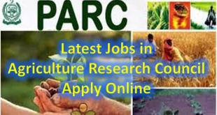Jobs-in-PARC-pakistan-agriculture-research-council-saad-ur-rehman-malik