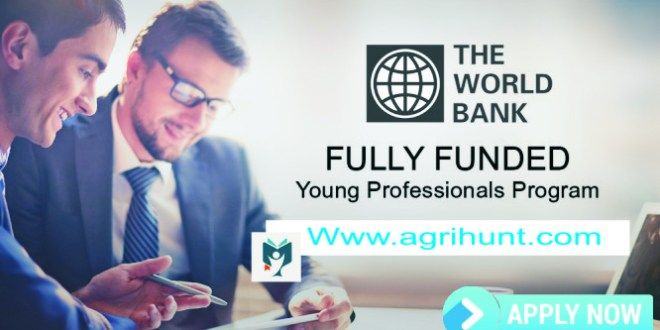 The-world-bank-young-professional-programme-fully-funded-opportunity-for-students