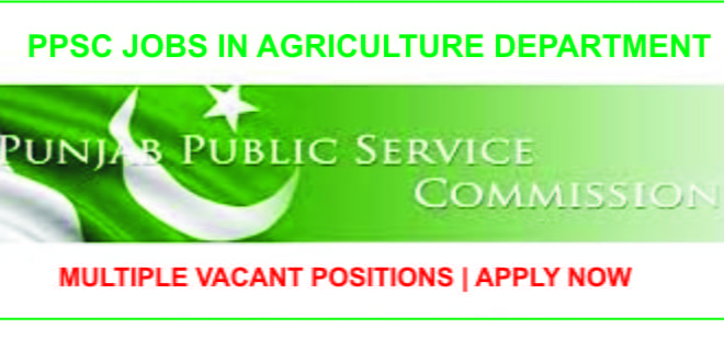 PPSC-JOBS-IN-AGRICULTURE-DEPARTMENT-by-Saad-ur-Rehman
