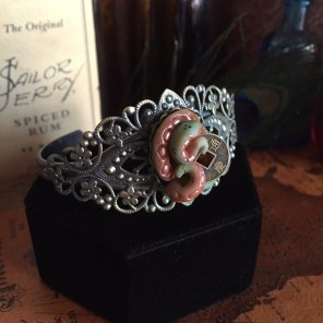 Lovecraft Tentacle Bracelet