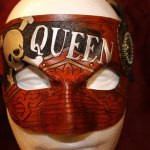 Pirate Queen Mask